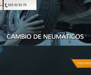 Talleres de automóviles en Carranque | Talleres Enjocar