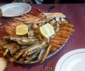 Especialidad en mariscadas en Alcorcón