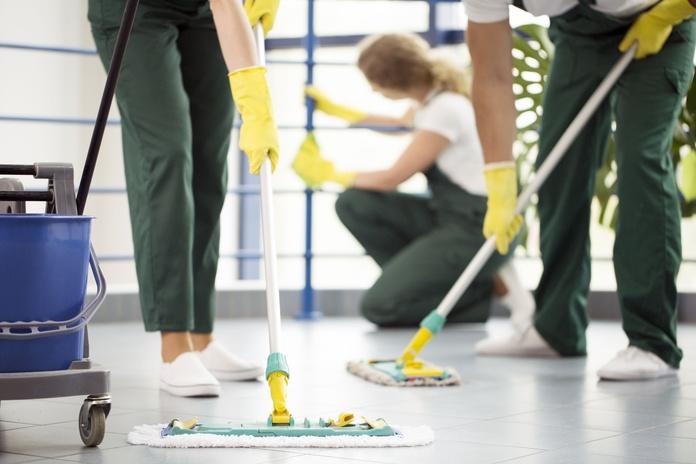 Limpieza de locales: Servicios de Q Limpio