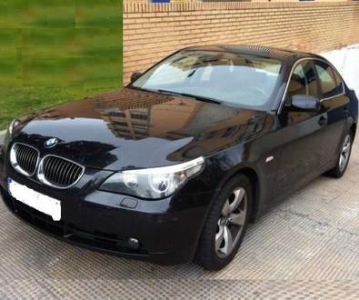 Reprogramación BMW 525 D año 2011