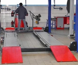 Neumáticos: Servicios de Talleres ILC Motor