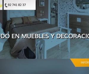 Tiendas de muebles en el norte de Extremadura | Muebles Vilu