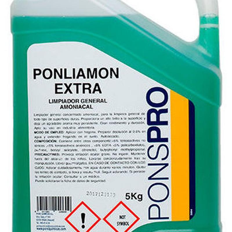 PONLIAMON EXTRA: Productos y servicios de Prieto Larrey