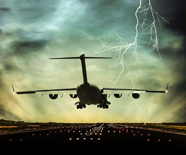 Soluciones contra el rayo en aeropuertos en Terrassa