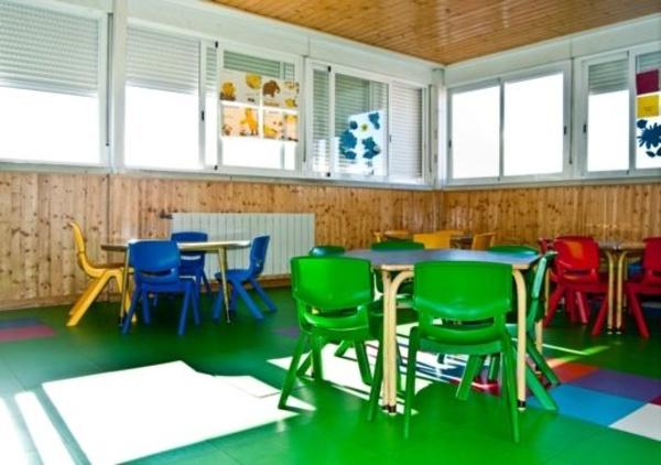 Comedor: Nuestra escuelas de La Casita de los Pitufos