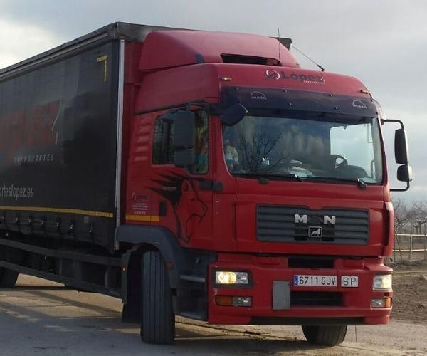 Empresas de transporte urgente en Valencia | Transportes López