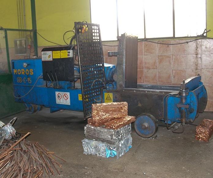 Aluminio: Productos y servicios de Metales Pérez