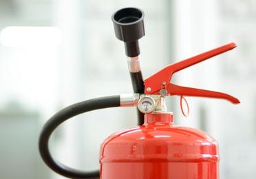 Clases y tipos de extintores