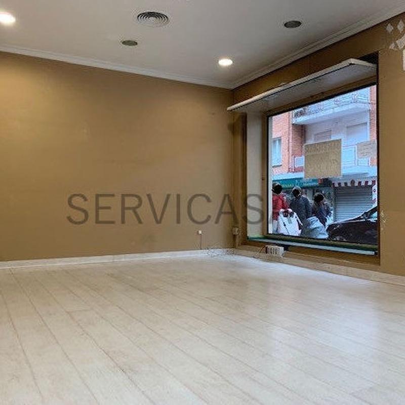 local alquiler : Compra y alquiler de Servicasa Servicios Inmobiliarios