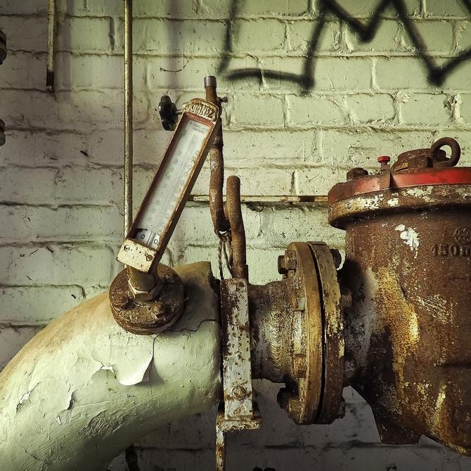 Cambiar las tuberías en una vivienda antigua