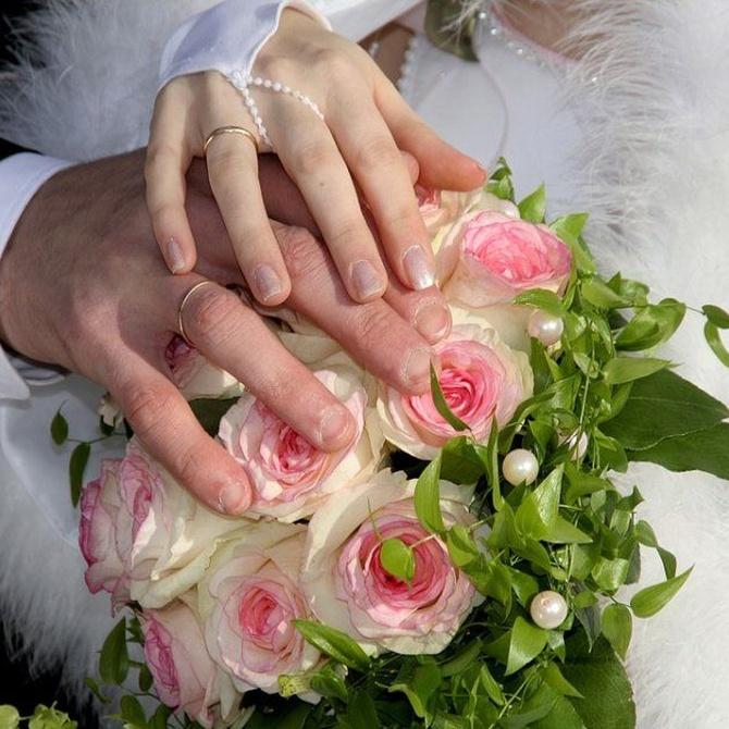 Ideas para el ramo de una boda en verano