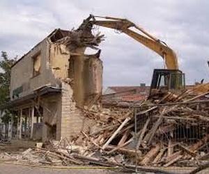 Desmantelamiento y demoliciones