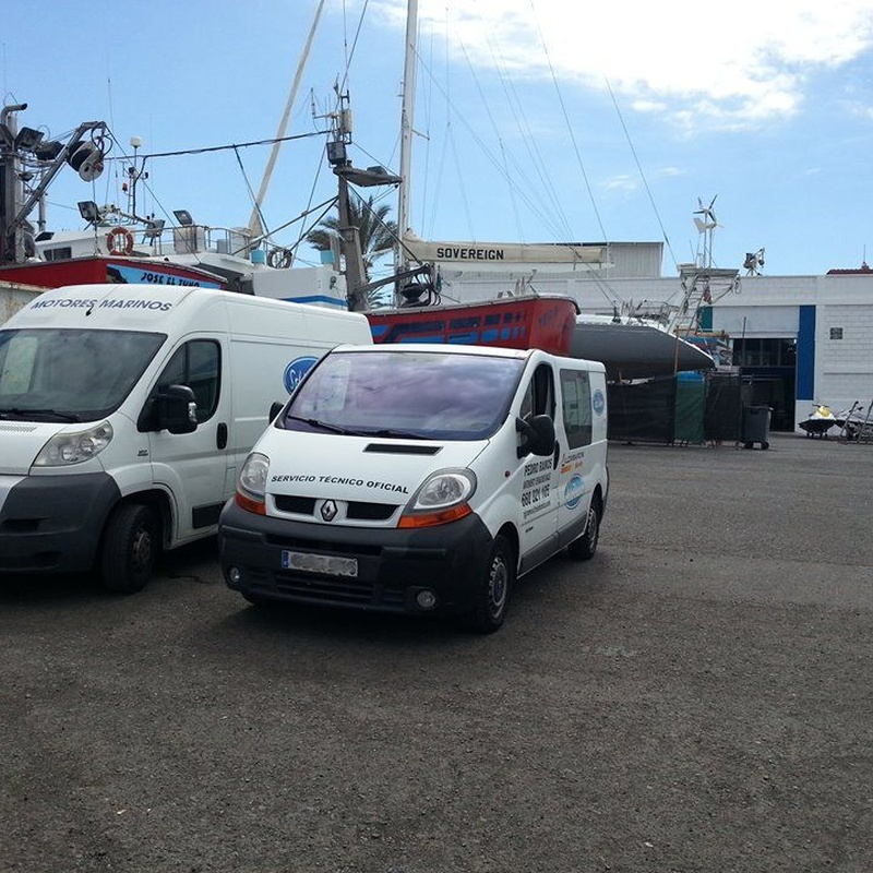 Reparaciones navales: Productos y servicios de Pedro Ramos Mantenimiento y Reparación Naval
