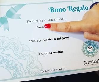 Ritual Corporal de Frutos Rojos:  de Shambhala Alicante