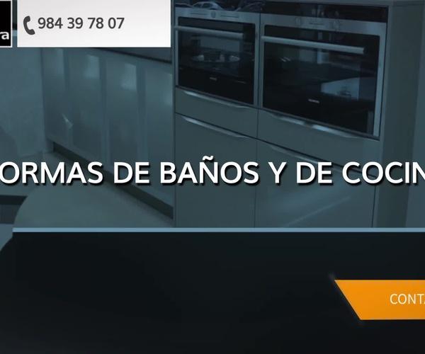 Reforma de cocinas en Gijón | Rondera