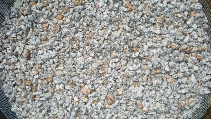 Piedra Granítica Decorativa Pequeña : Catálogo de Luis Franco Medeiros
