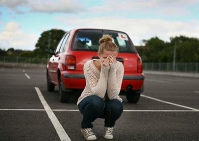 Amaxofobia: miedo a conducir