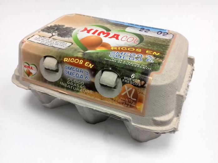 HUEVOS HIMACOL XL C/OMEGA 3 Y OMEGA 6: Productos de Granja Hima