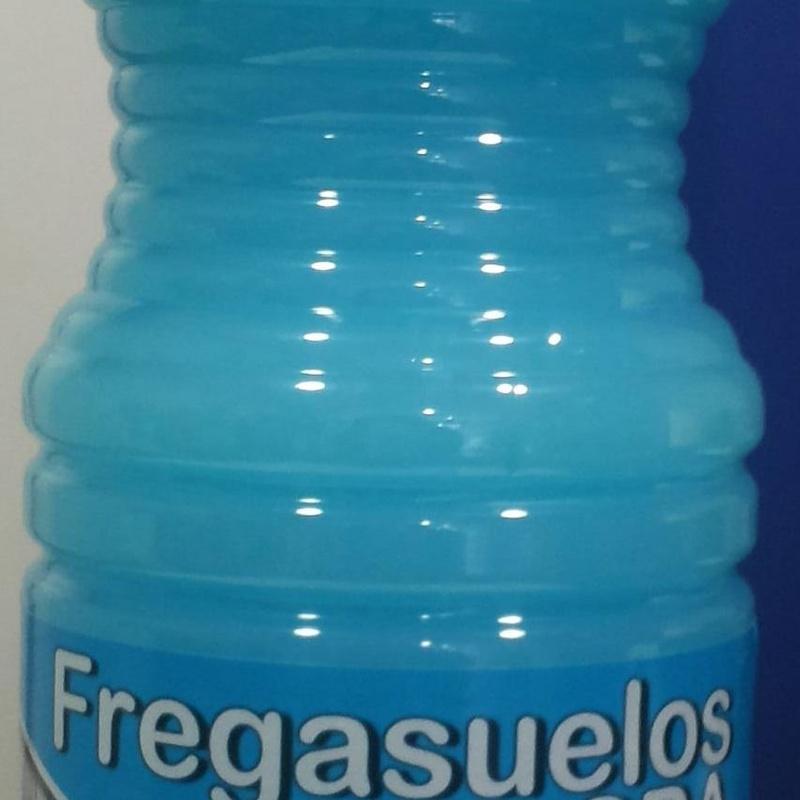 Fregasuelos el Mayordomo Spa 1,5L: SERVICIOS  Y PRODUCTOS of Neteges Louzado, S.L.