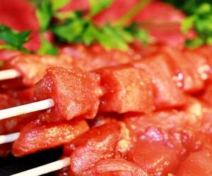 Pinchos morunos de carne de cerdo