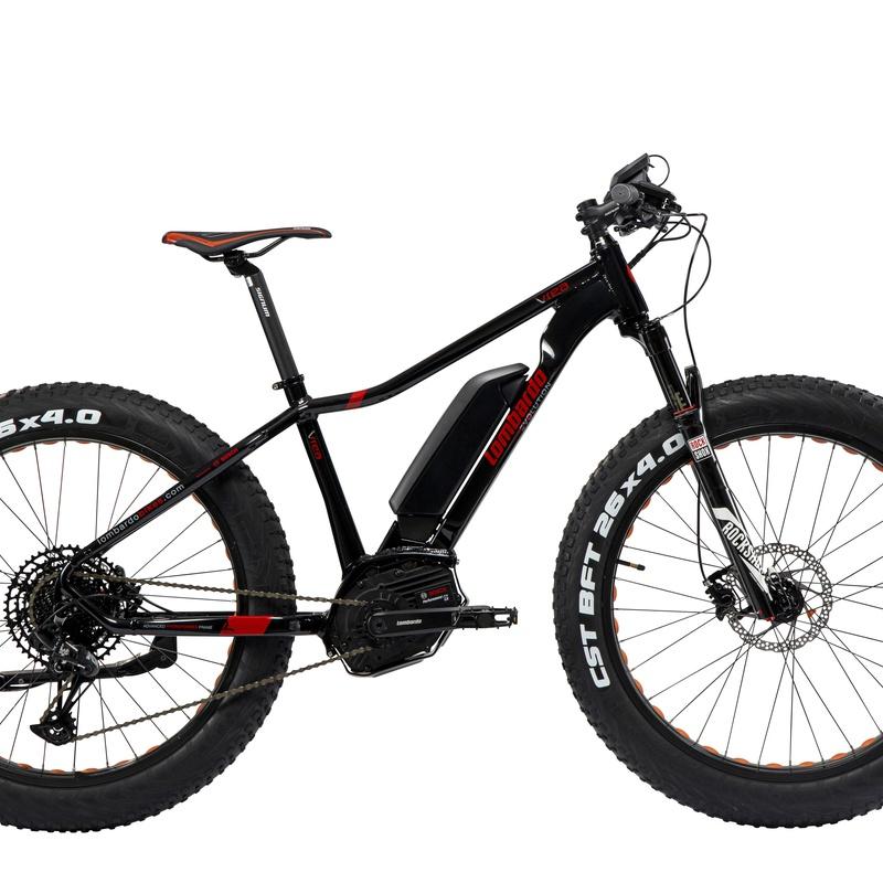 LOMBARDO IVREA:  de E-Bike Guadarrama