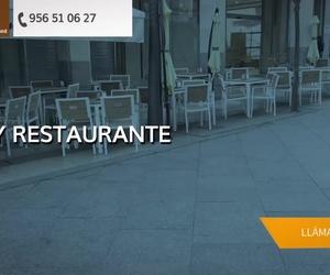 Cafetería restaurante en Ceuta: La Columna