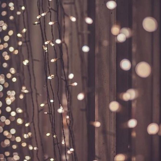 Cómo colocar correctamente las luces de Navidad
