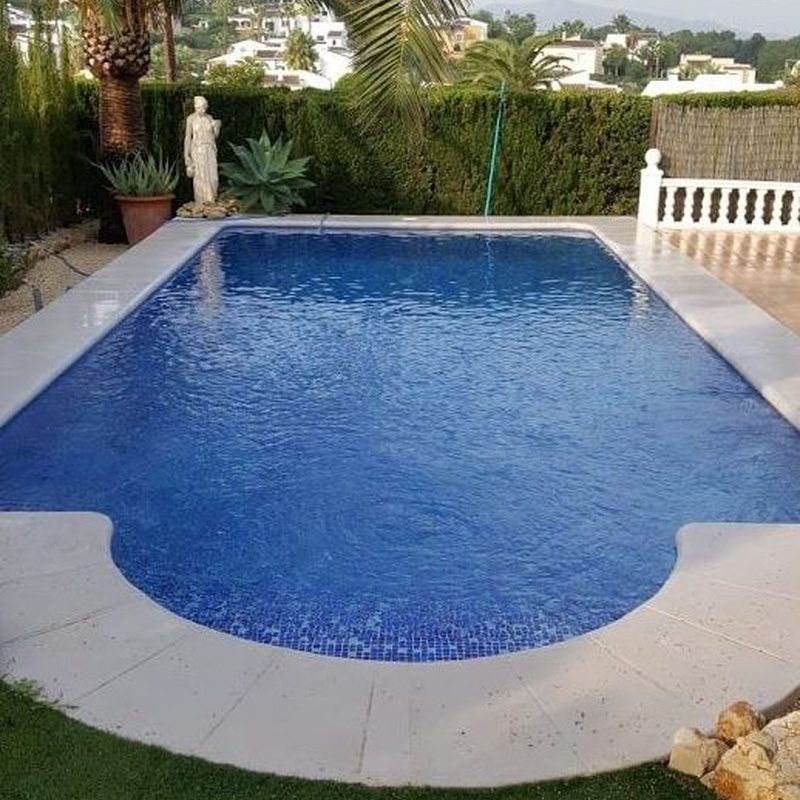 Rehabilitación de piscinas: Servicos de Aiguanet Garden & Pool