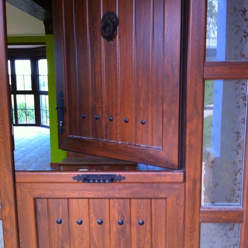 Puertas de cuarteron Gijon