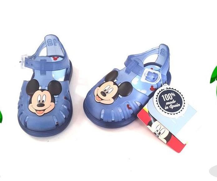 Mod:cangrejera mickey mouse.Del 18 al 27