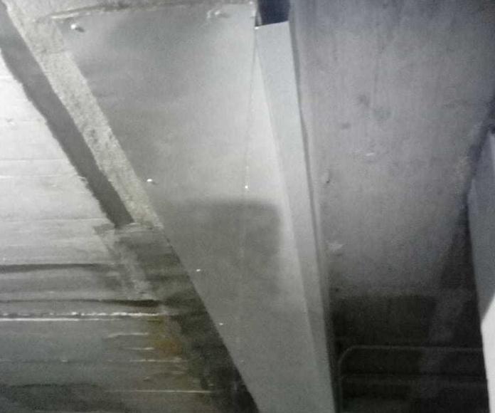 Plegado de aluminio plata