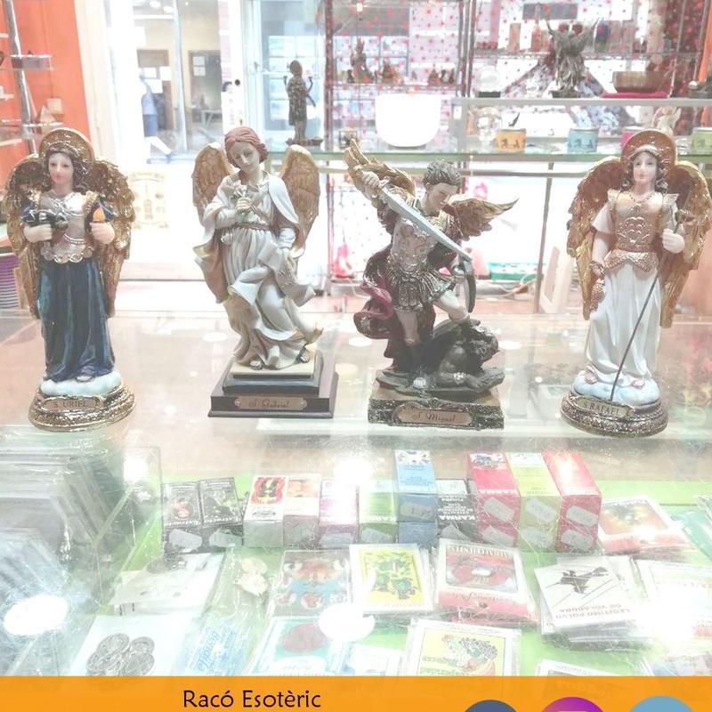 Arcangeles: Cursos y productos de Racó Esoteric Font de mi Salut