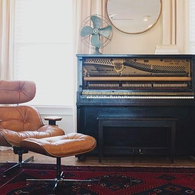 Consejos para comprar muebles antiguos