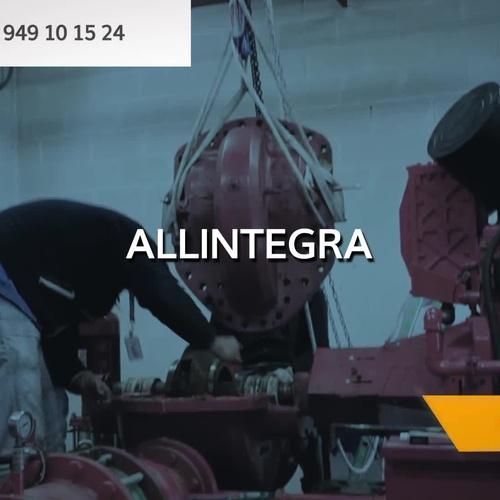 Material contra incendios en Cabanillas del Campo | Allintegra, S.L.