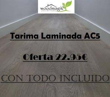 Tarima laminada en Torrejón de Velasco, Torrejón de la Calzada, Aranjuez y Ciempozuelos