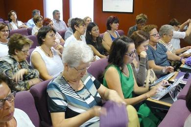 II Jornada La Ribera contra el Alzheimer en el Hospital de la Ribera de Alzira