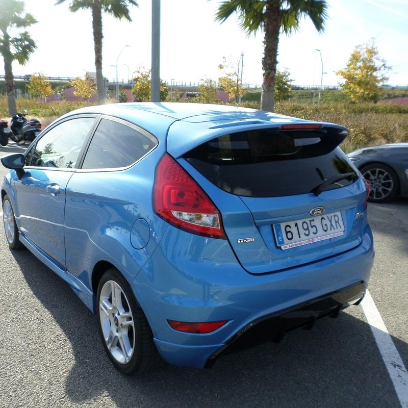 Ford fiesta 1.6 TDCI Premium año 2010 7200€uros: Servicios de reparación  de Talleres Dorado Bosch Car Services