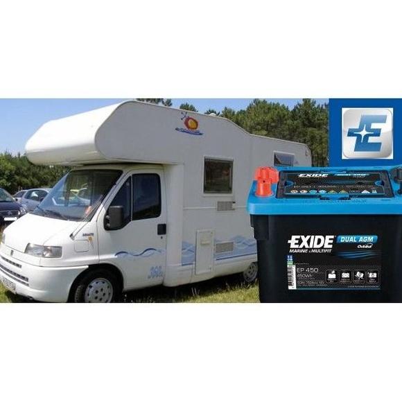 Baterías autocaravanas: Productos y servicios de Battery Center, La Casa de la Batería