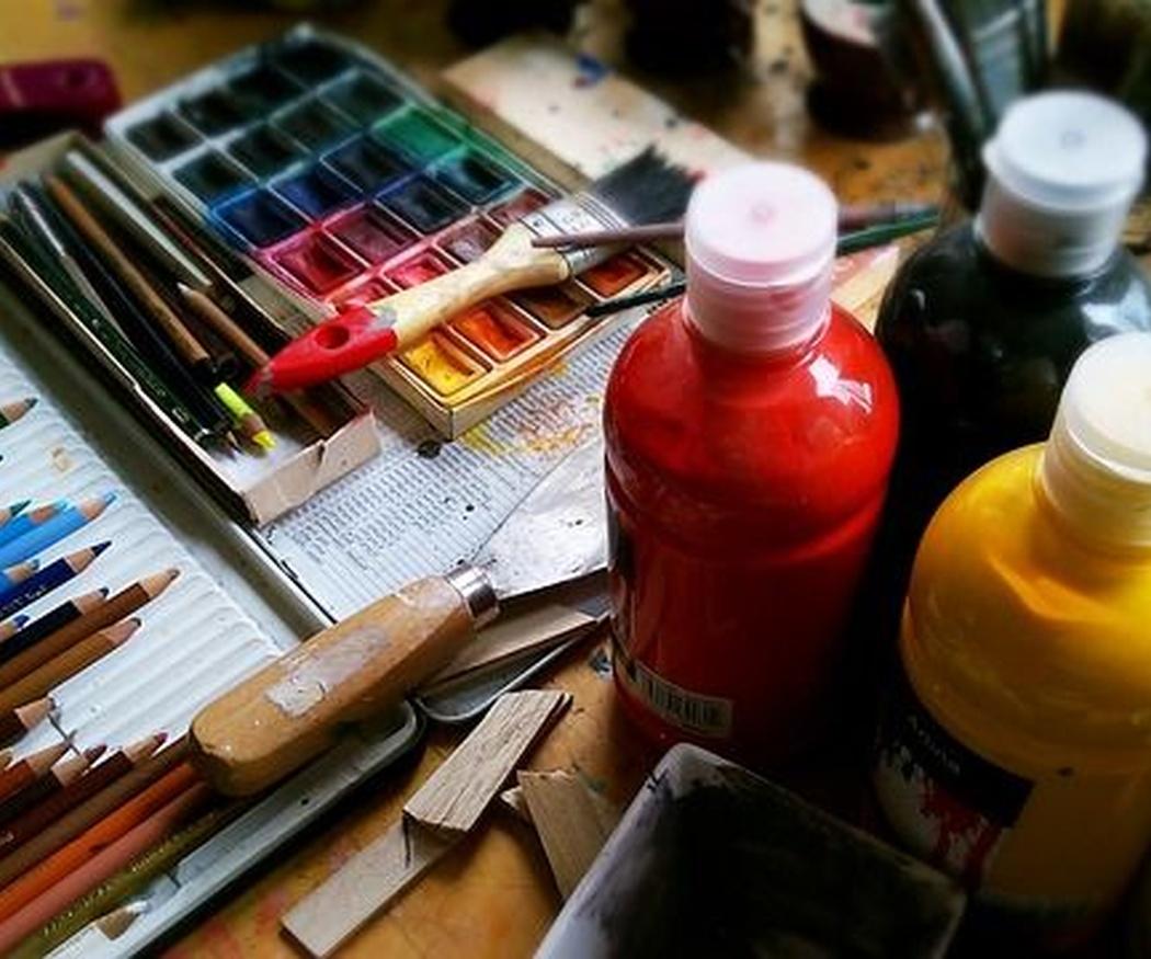 ¿Por qué pensamos que pintar es difícil cuando no lo es?