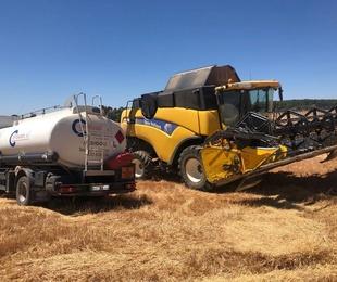 Gasóleo para cosechadoras en Albacete