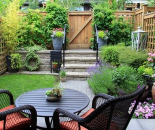 Ventajas de solar parte de tu jardín
