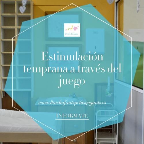 Guardería infantil bilingüeen Sant Feliu de Llobregat | Llar d'infants Petits Gegants