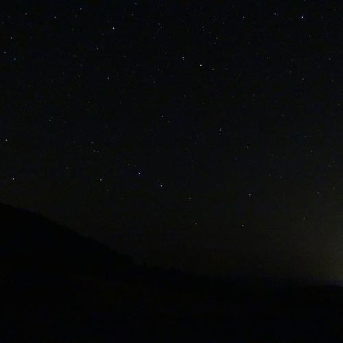 Cielo estrellado en Albarracín