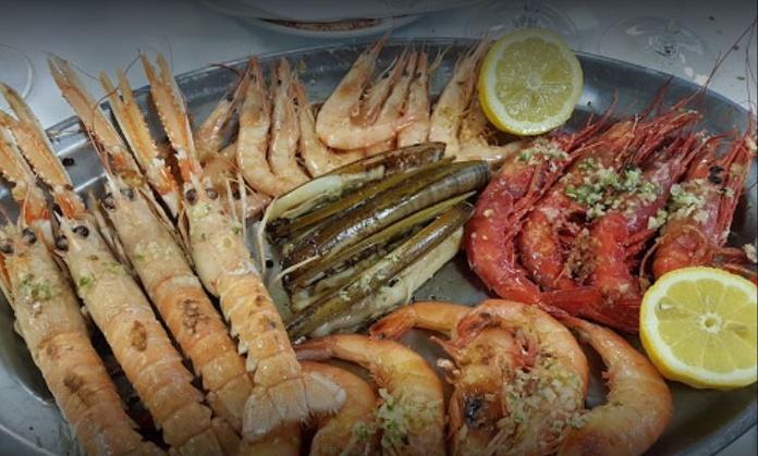 Marisquería: Catálogo de Restaurante El Puerto