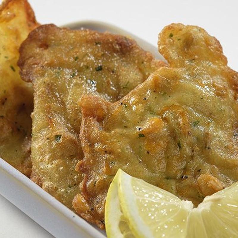 Tortitas de camarón: Carta y Menús de Cantarradas