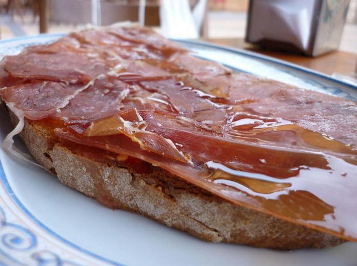 Nuestras tostas: Carta de Restaurante La Manduca
