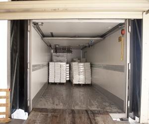 Transporte de artículos de alimentos en Lugo