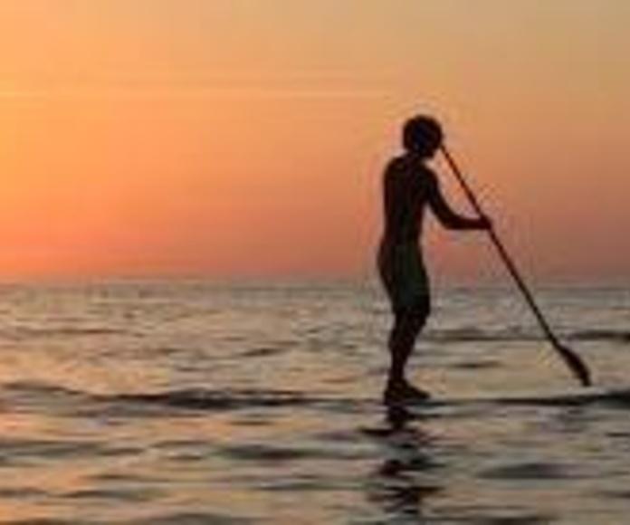 Paddel Surf: Servicios de Liberty Wings