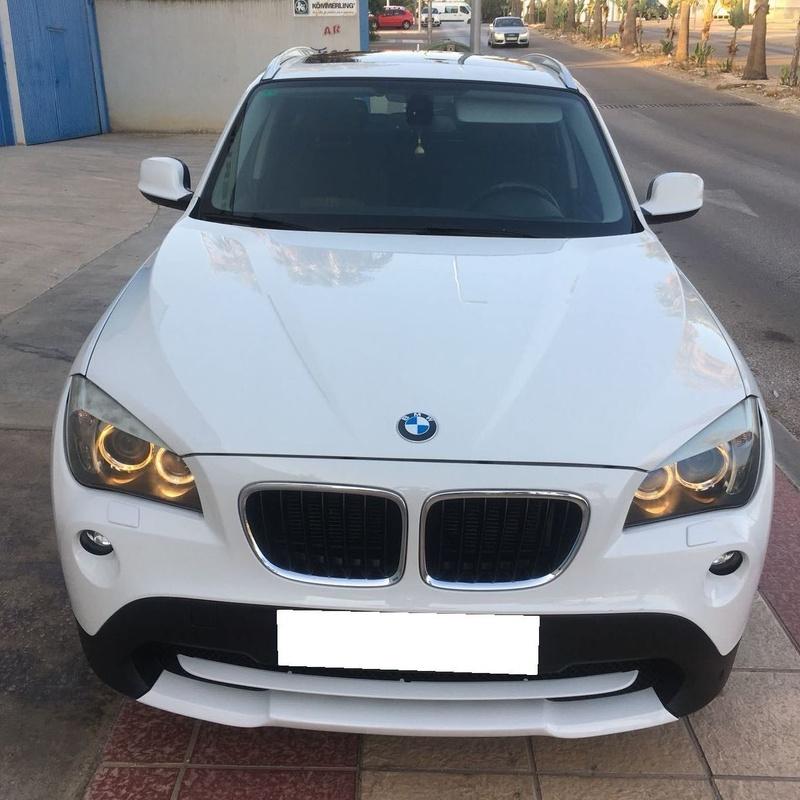 BMW X1: COCHES DE OCASION de Automóviles Parque Mediterráneo