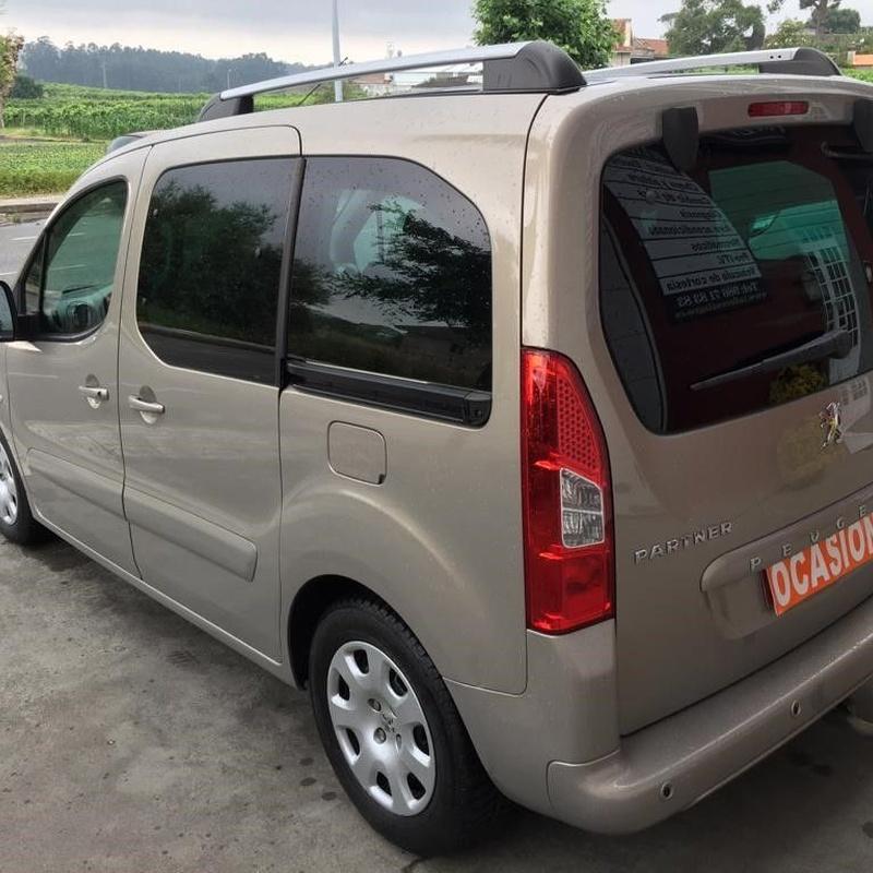 Peugeot Partner 1.6HDI 111CV: Vehículos de ocasión de OCASIÓN A LAGOA